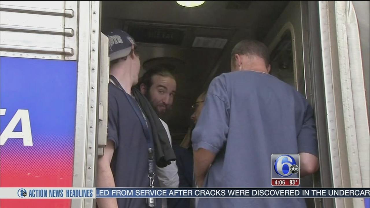 VIDEO: Dealing with the SEPTA issue