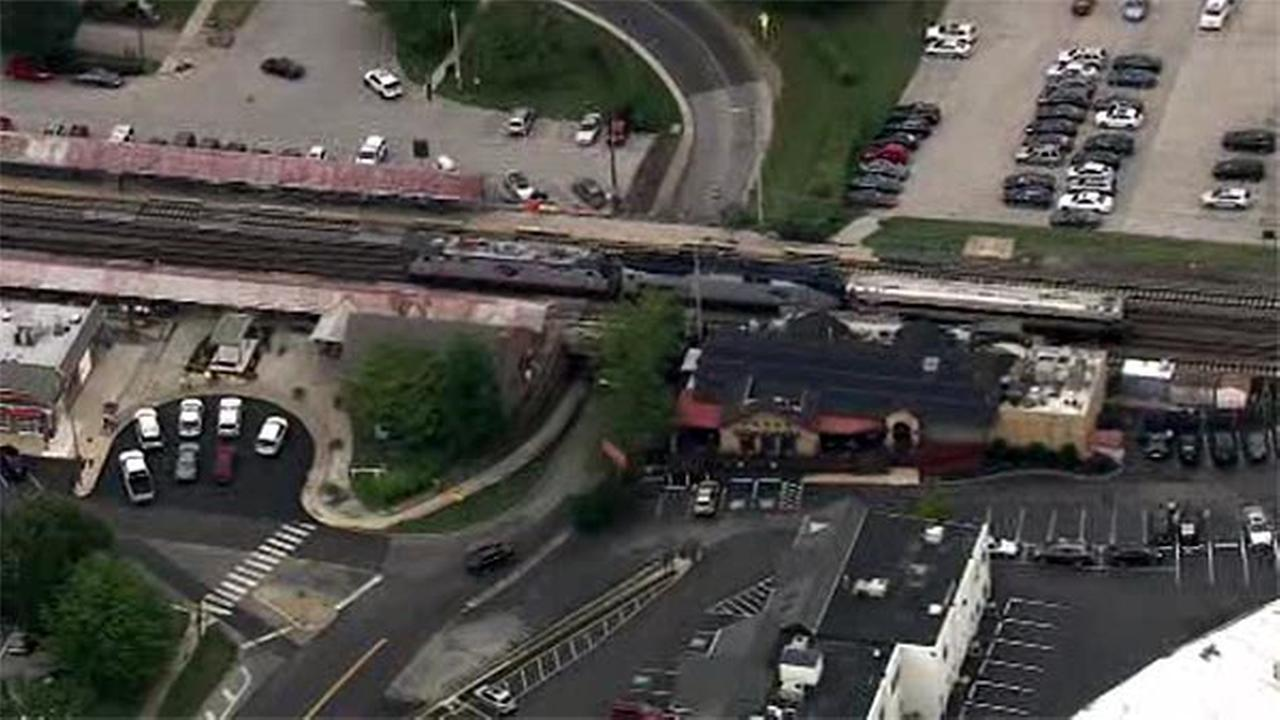 SEPTA service suspended after death on tracks in Bryn Mawr, Pa.