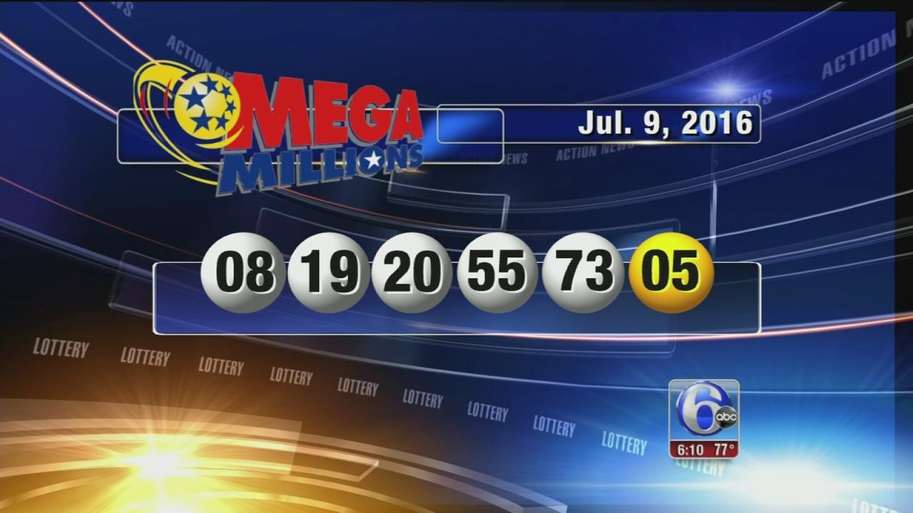 VIDEO: Mega millions winner
