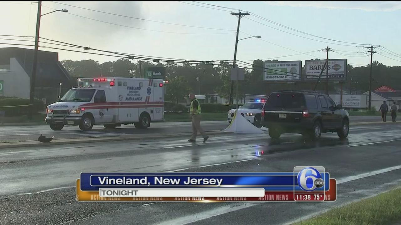 vineland motor vehicle