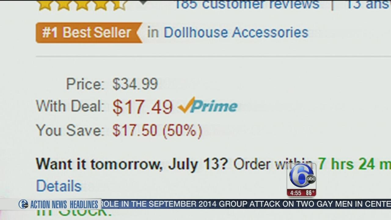 VIDEO: Maximizing the savings on Amazon prime Day