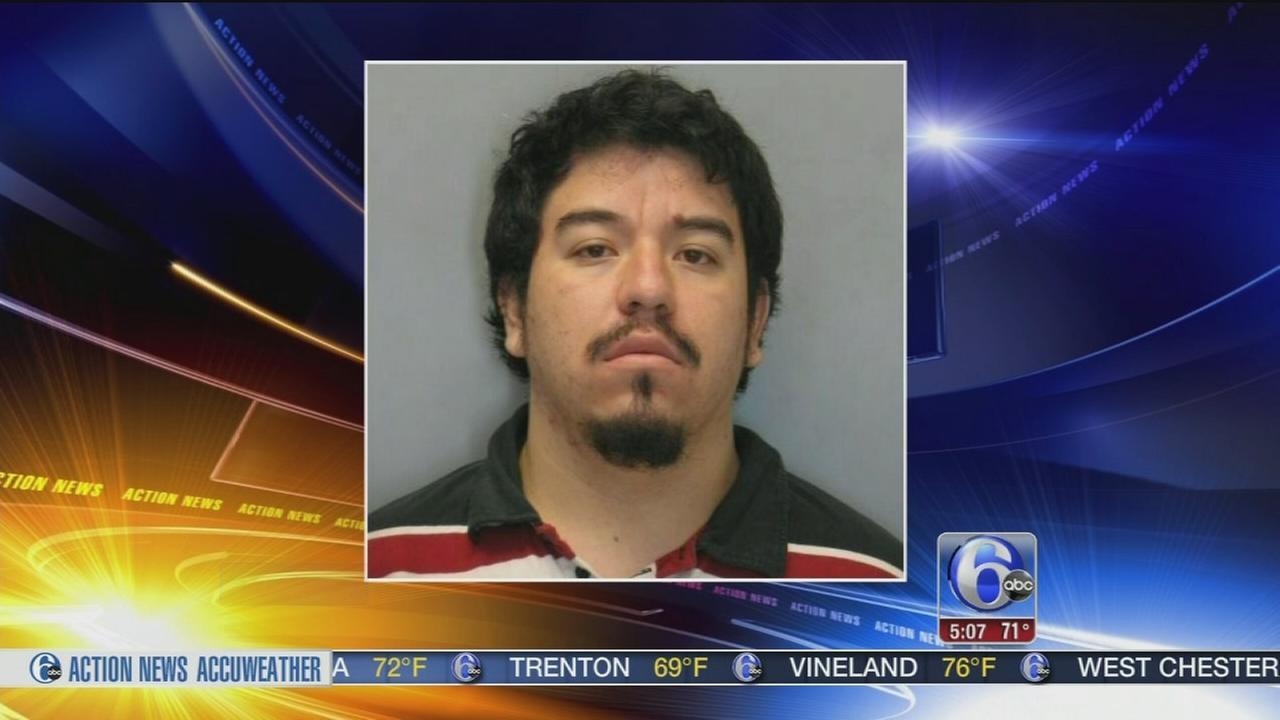 VIDEO: Man arrested for putting camera in restaurant bathroom