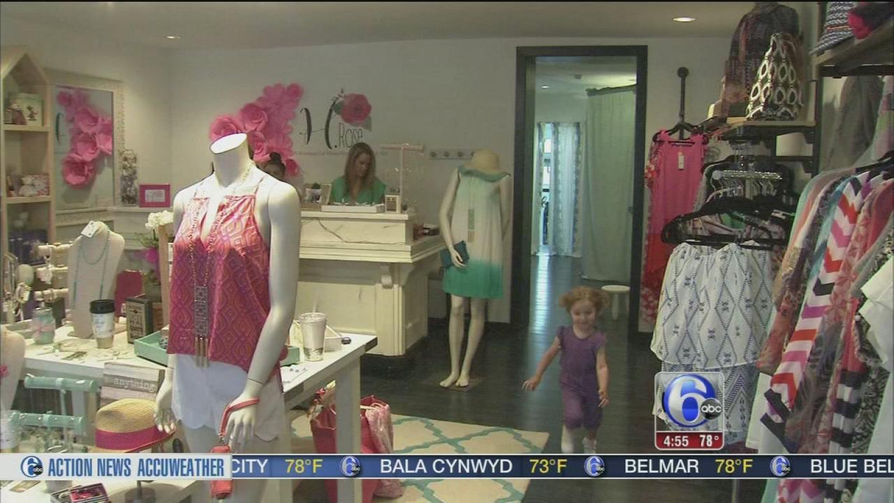 VIDEO: Family-owned boutique offers homemade fashion for women of all ages