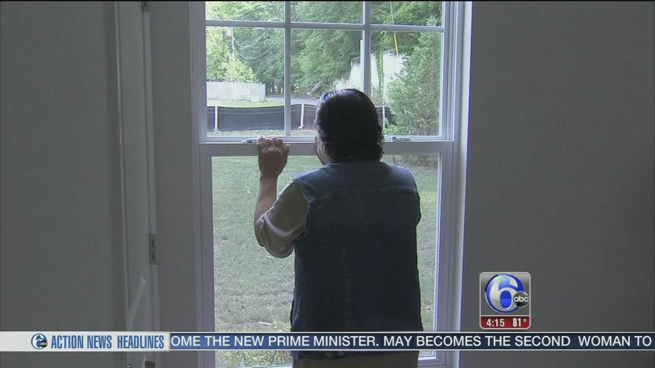 VIDEO: New homes for Mt. Holly residents