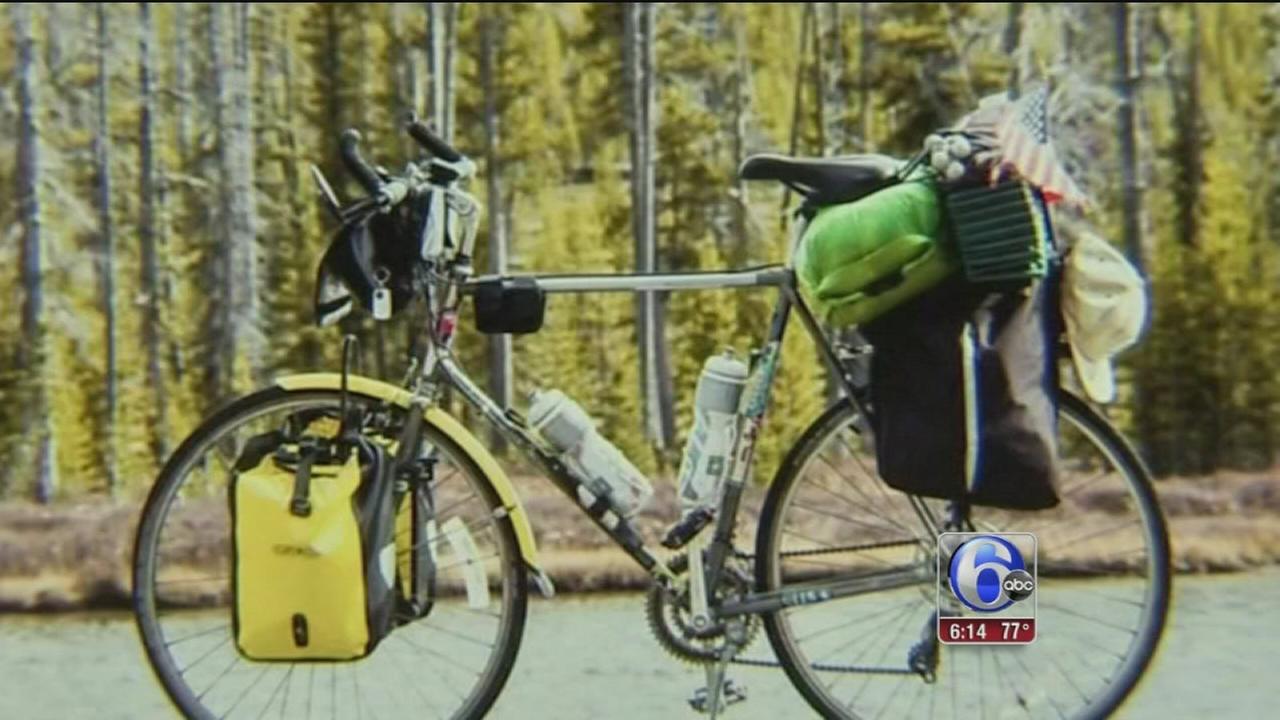 VIDEO: Stolen bike