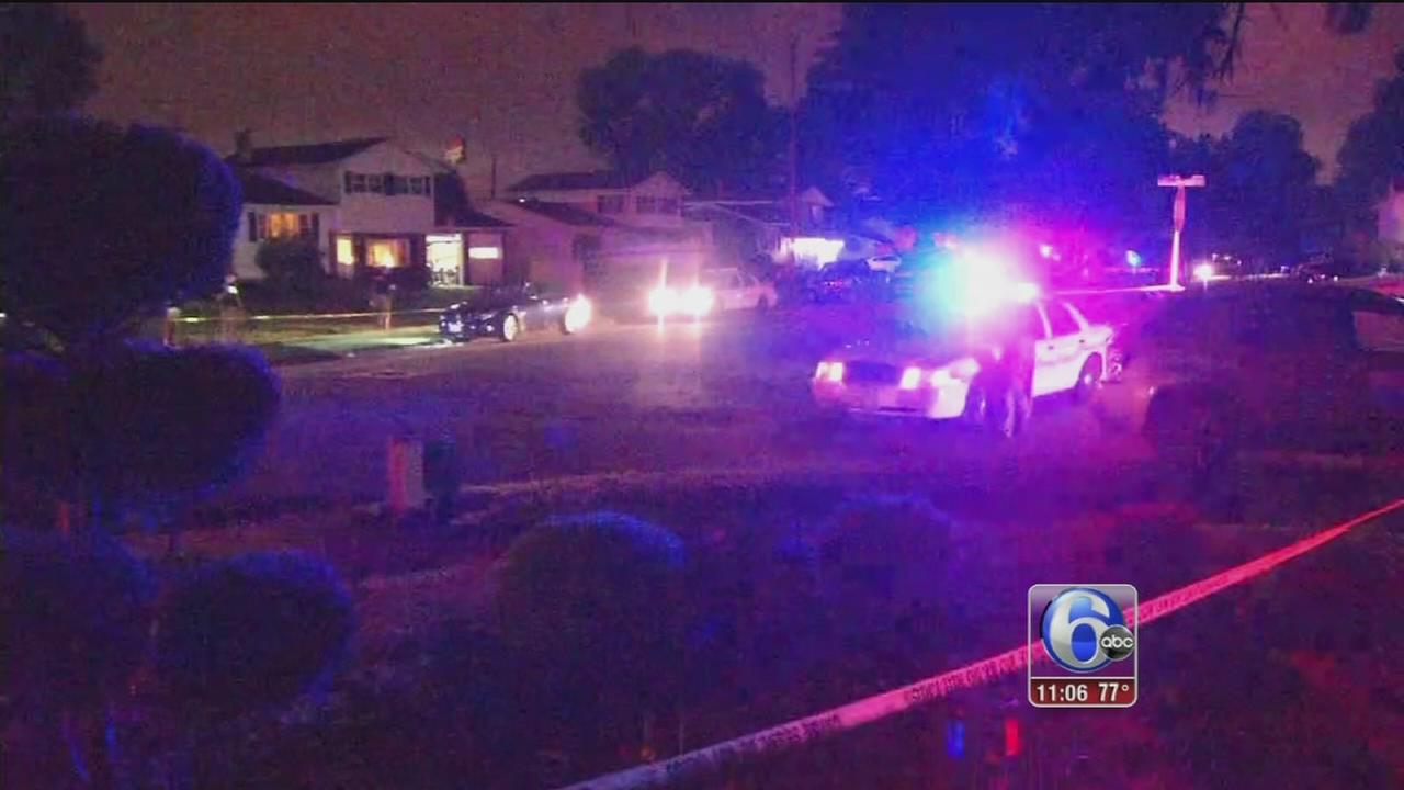 VIDEO: Double shooting