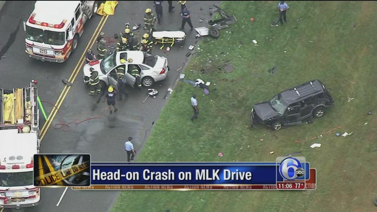 VIDEO: MLK ax