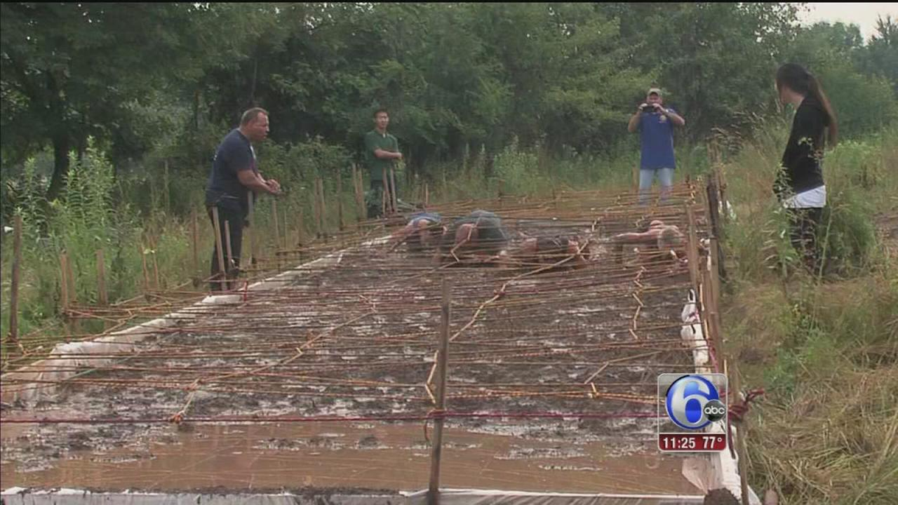 VIDEO: Teams compete in the Montco Tribal Challenge