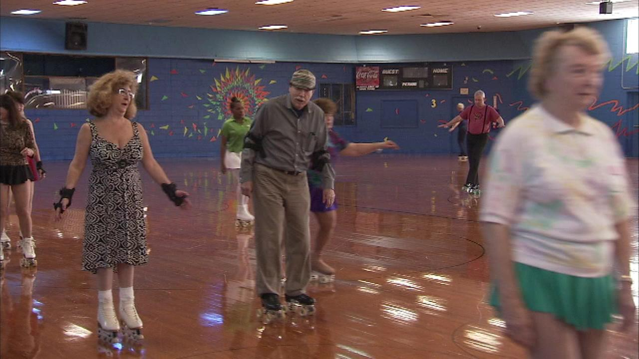 PICTURES: Seniors find fitness and friendship on wheels in New Jersey.