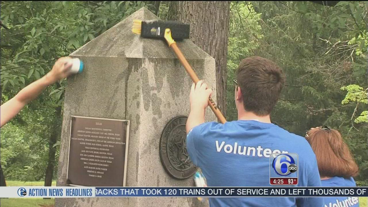 Restoring a place of honor