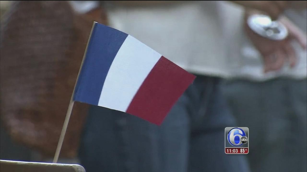 VIDEO: France terror