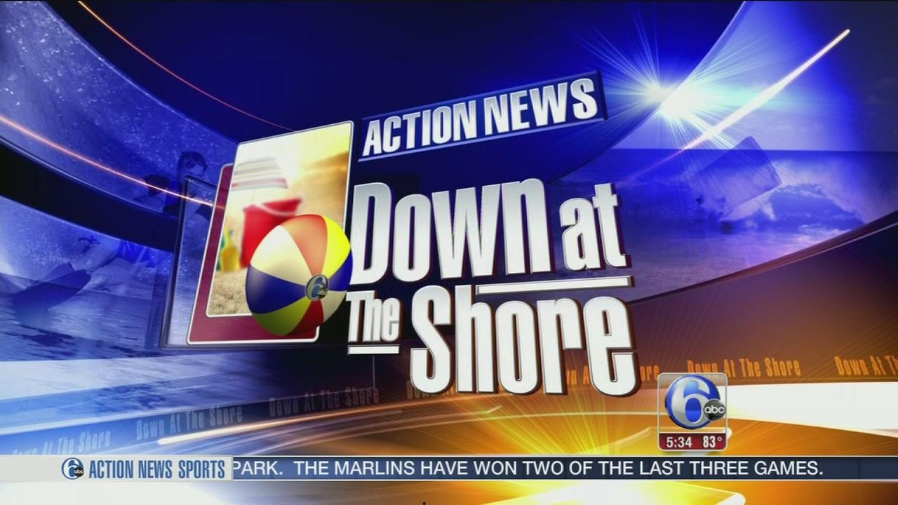 VIDEO: Down at the Shore 6/26