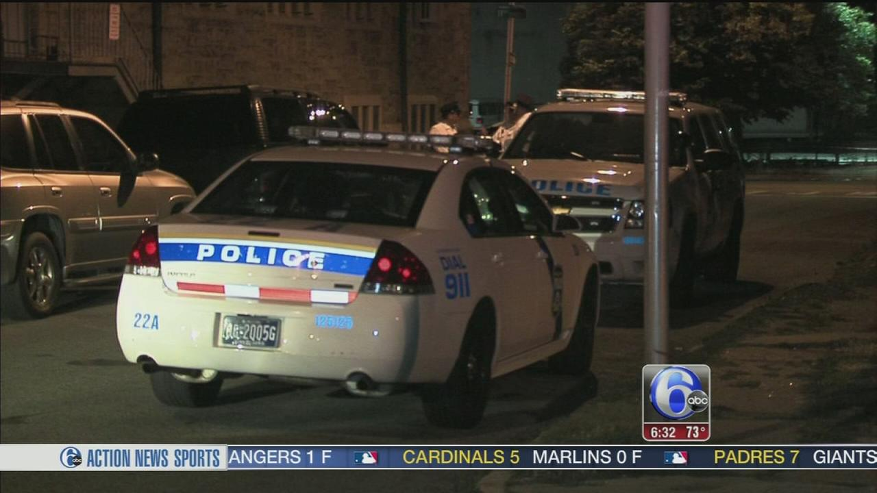 VIDEO: Woman shot in North Philadelphia