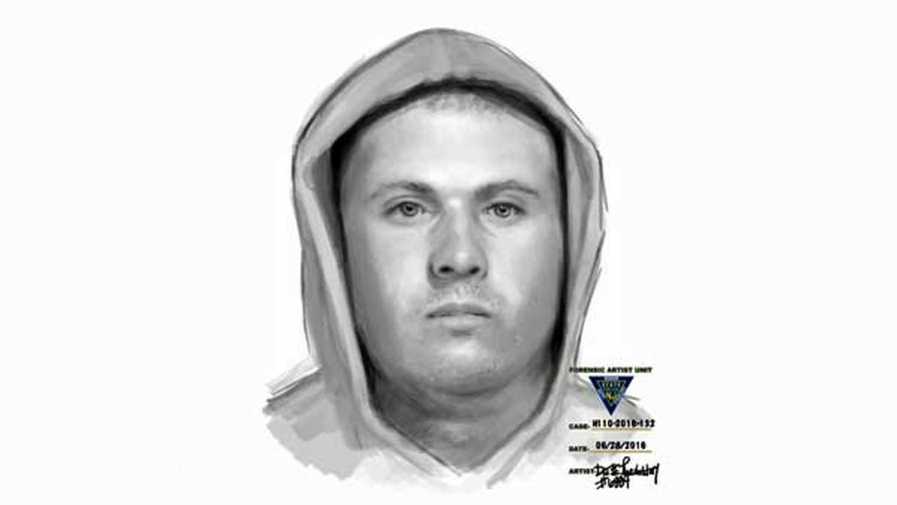 Suspect sought in Country Store restaurant robbery in Oldmans Township, New Jersey on June 28.