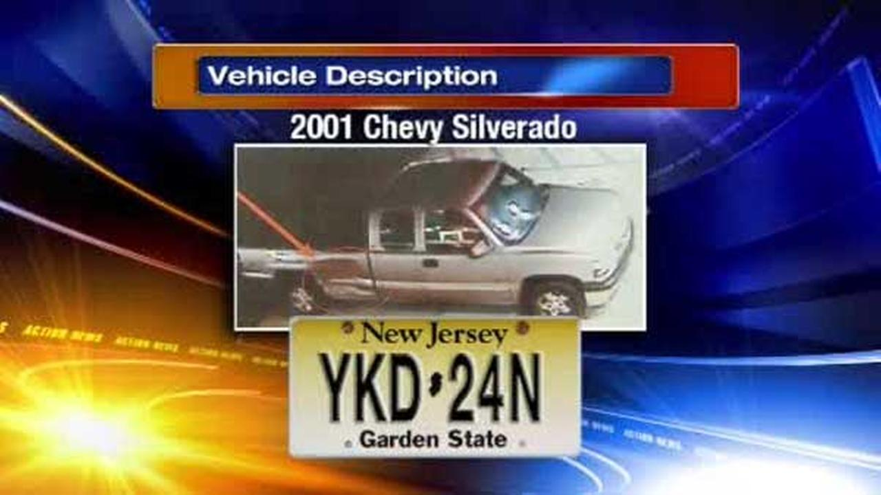 Authorities say Gould and Naim took off in a borrowed champagne color Chevy Silverado truck with New Jersey tag YKD-24N.