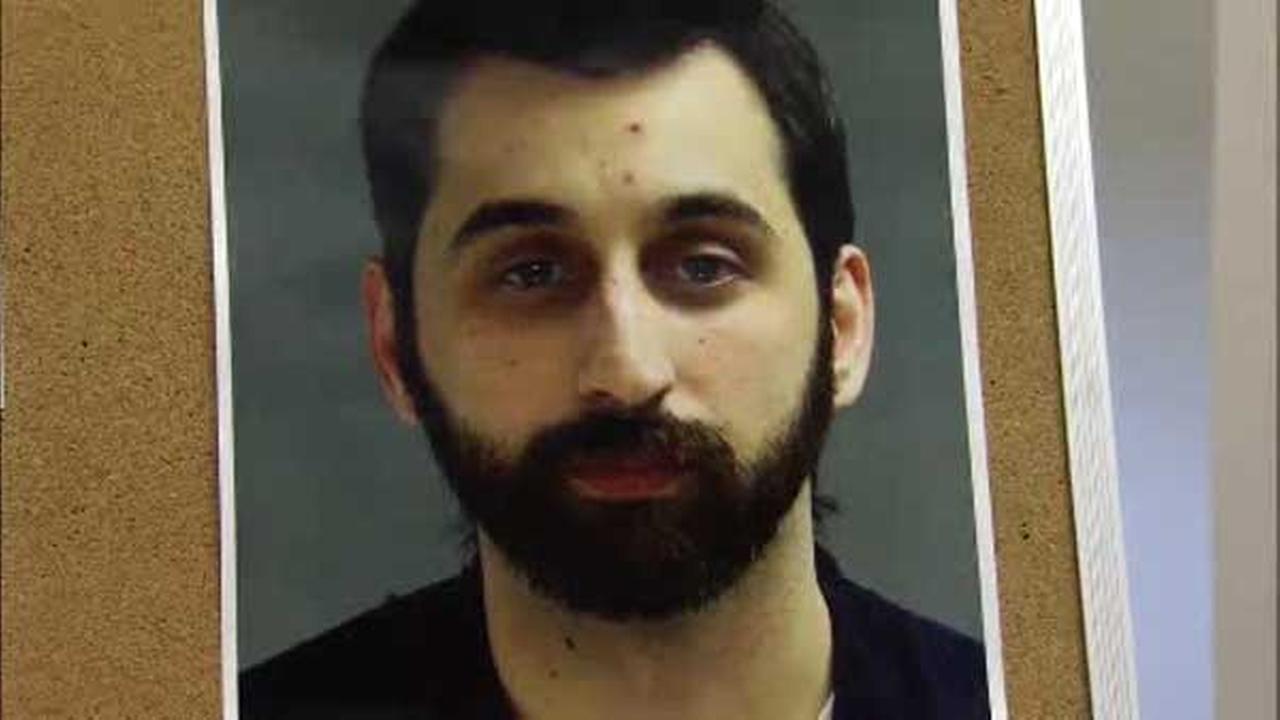Police believe the gunman was 33-year-old Jeffrey Goul of Bensalem.