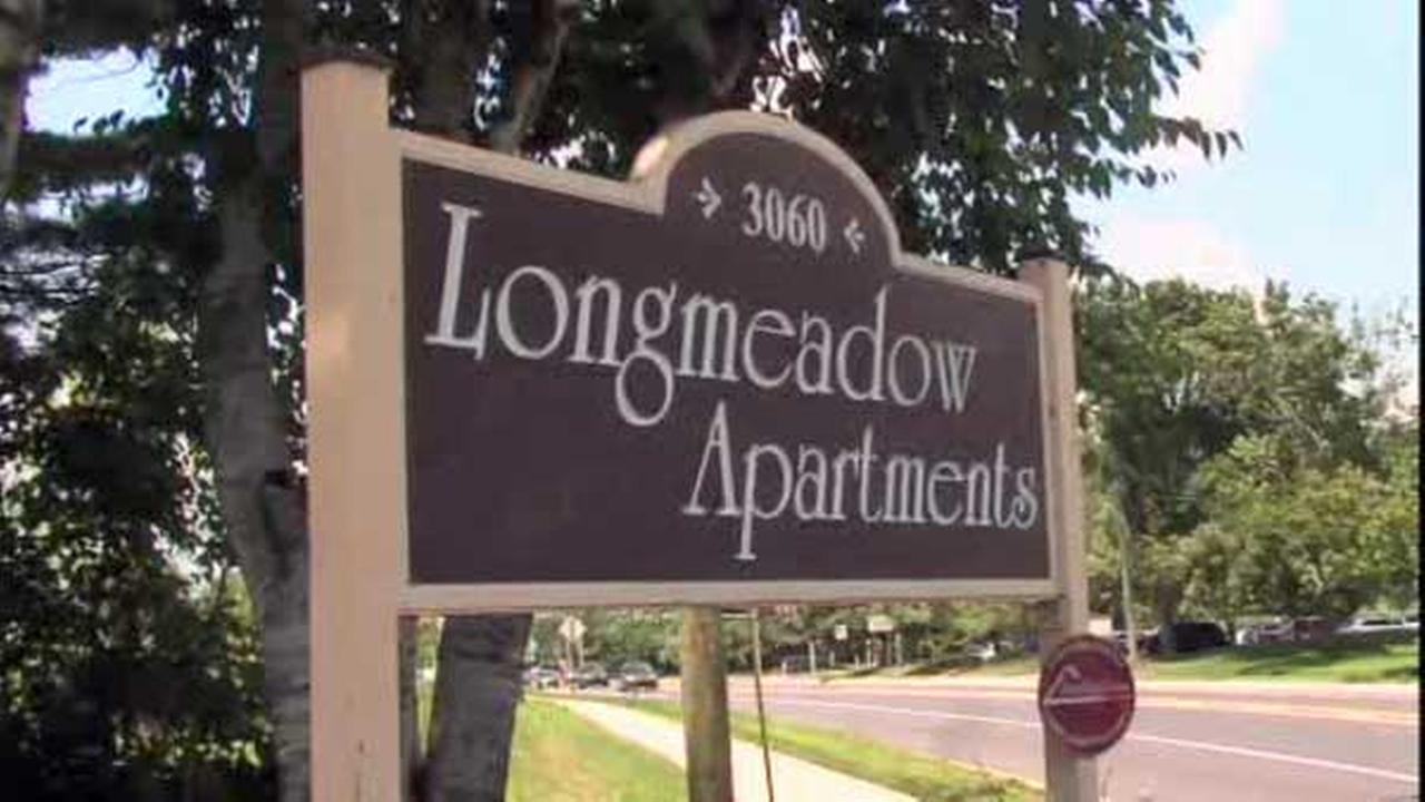 Gould and Naim were living together at the Long Meadow apartment complex in Bensalem.