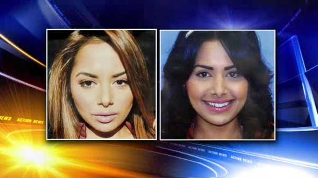 30-year-old Zannatul Naim, known as Asha, in a recent Facebook photo (left) and a drivers license photo (right).