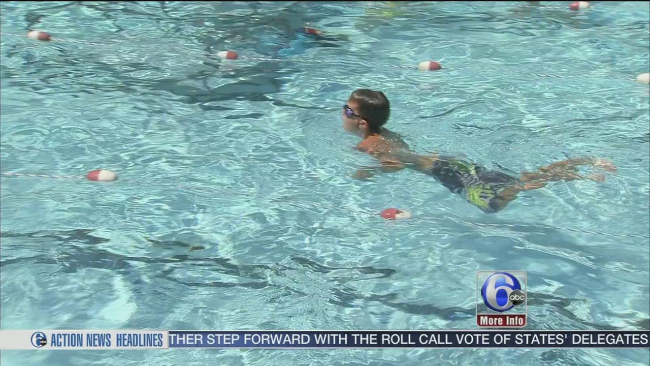 3rd annual JCC swim-a-thon
