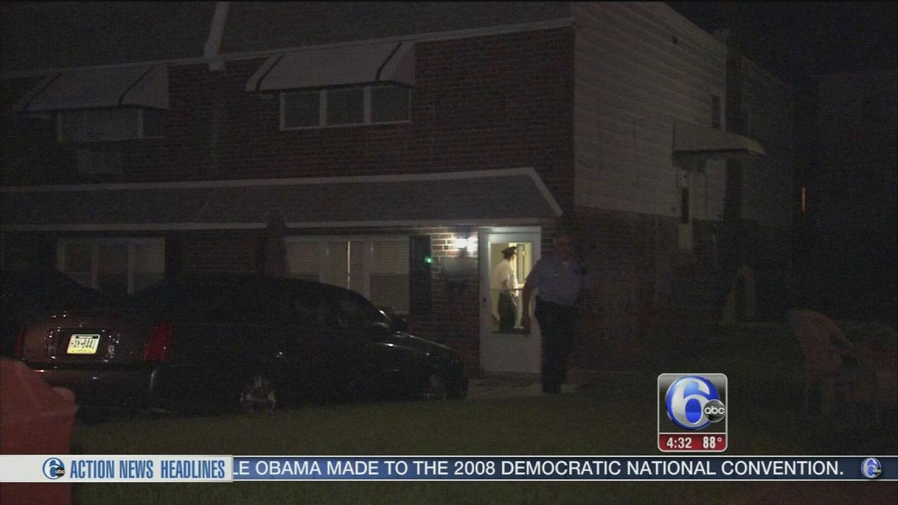 VIDEO: Home invasion in Northeast Philadelphia