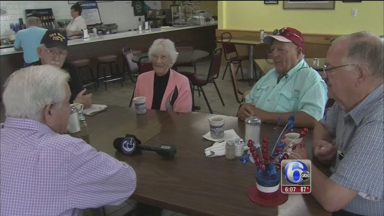 VIDEO: Jim Gardner?s bellwether breakfast in Ohio
