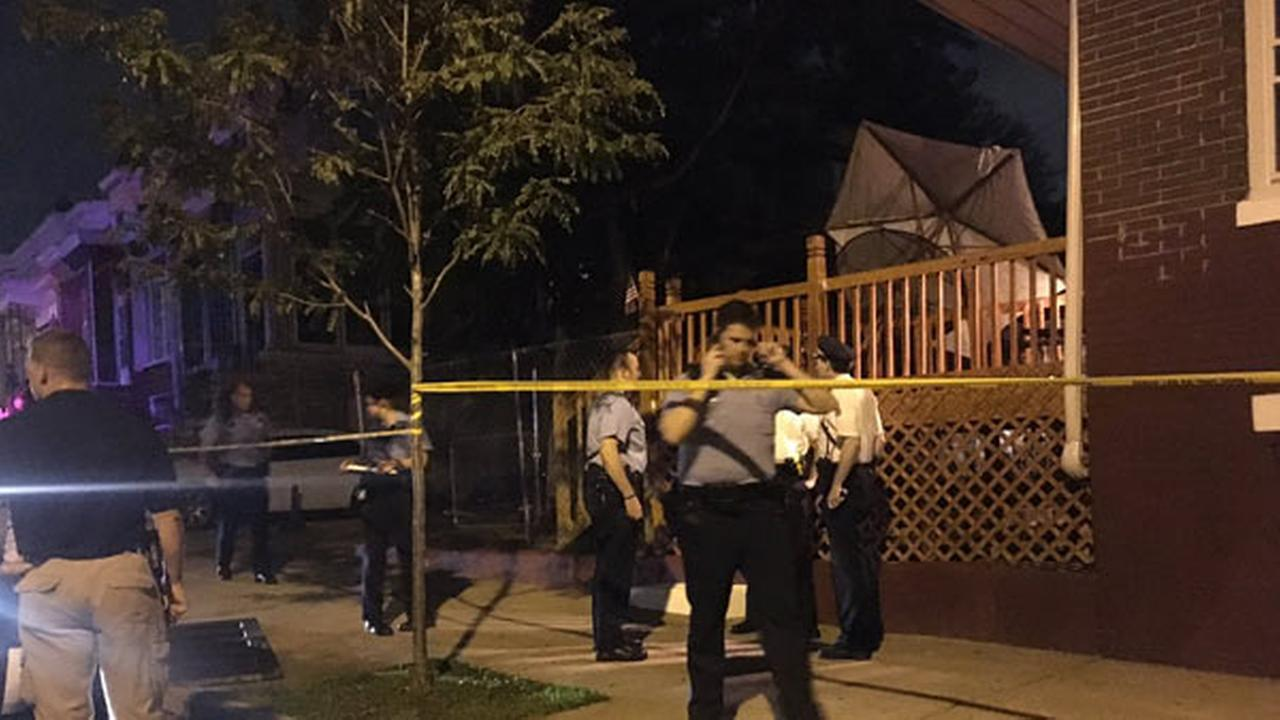 Man shot in face in Ogontz