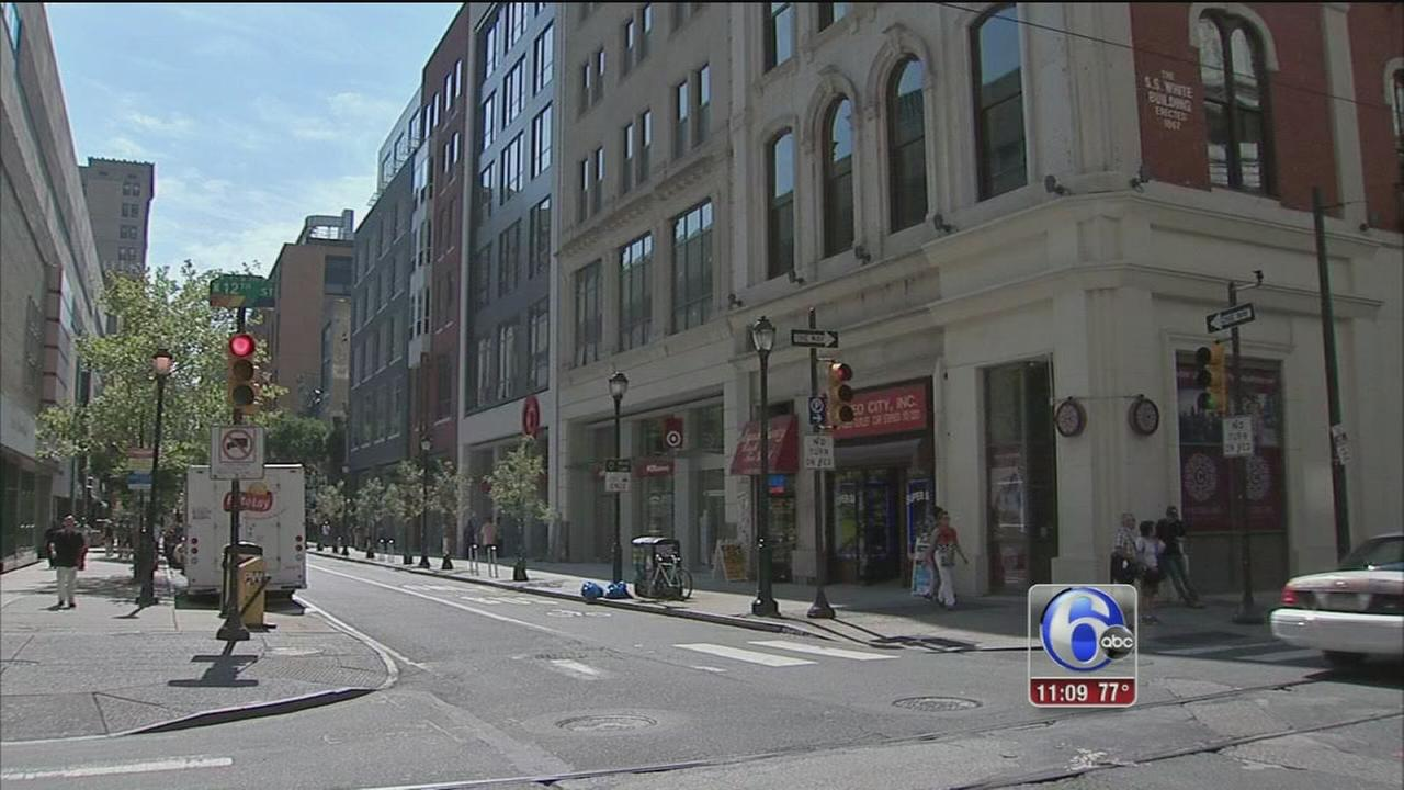 New Target store opening in Center City