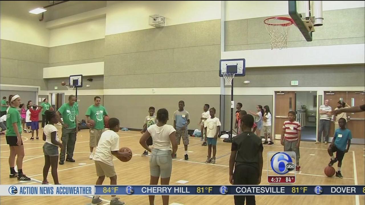 Free Basketball Camp