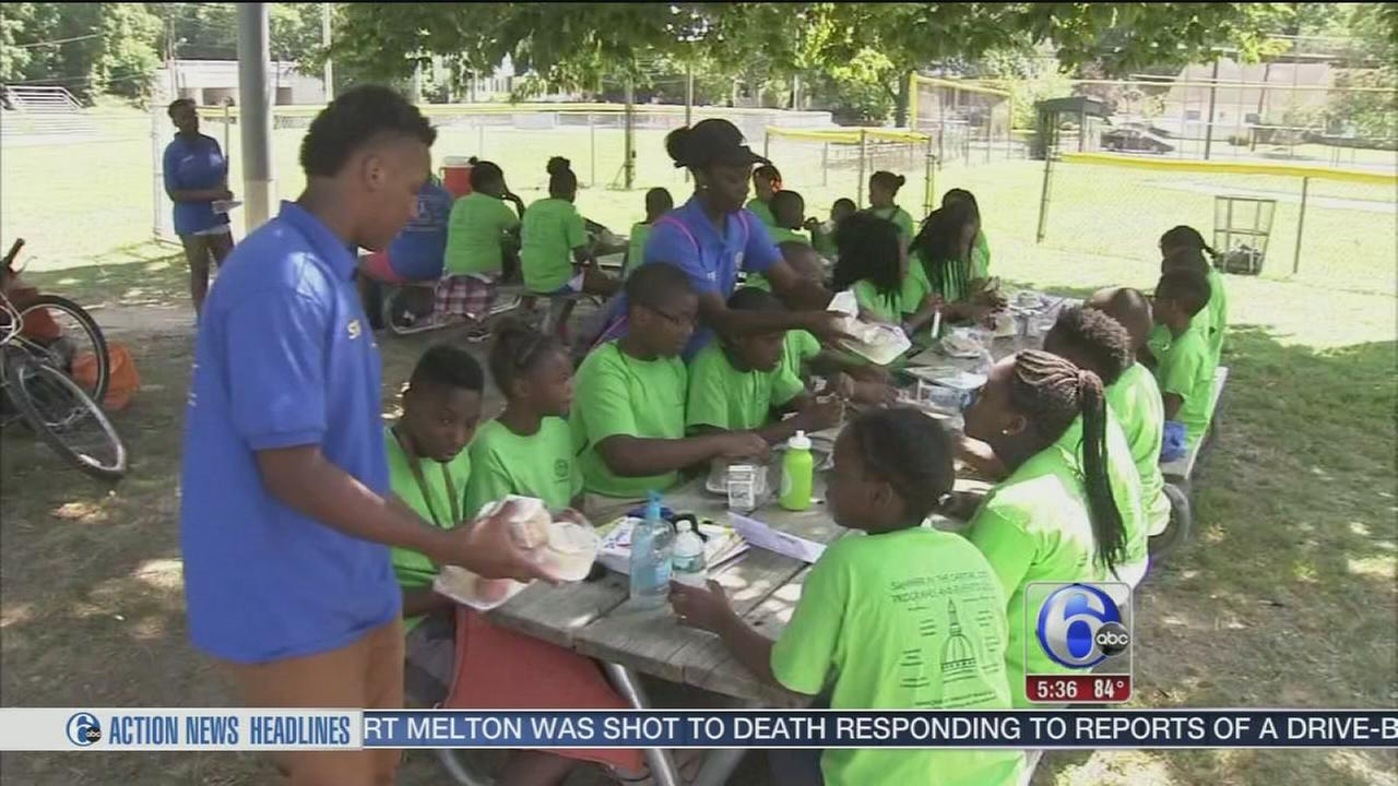 VIDEO: NJ summer meal program