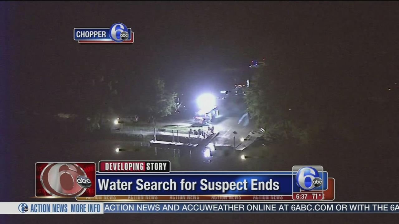 VIDEO: Search ends for river jumper