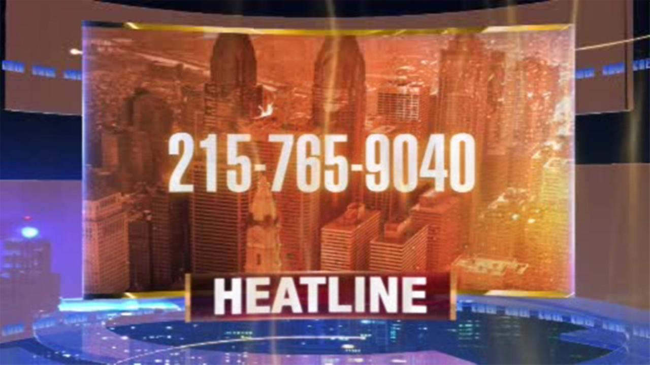 Philadelphia Heatline extended through Tuesday