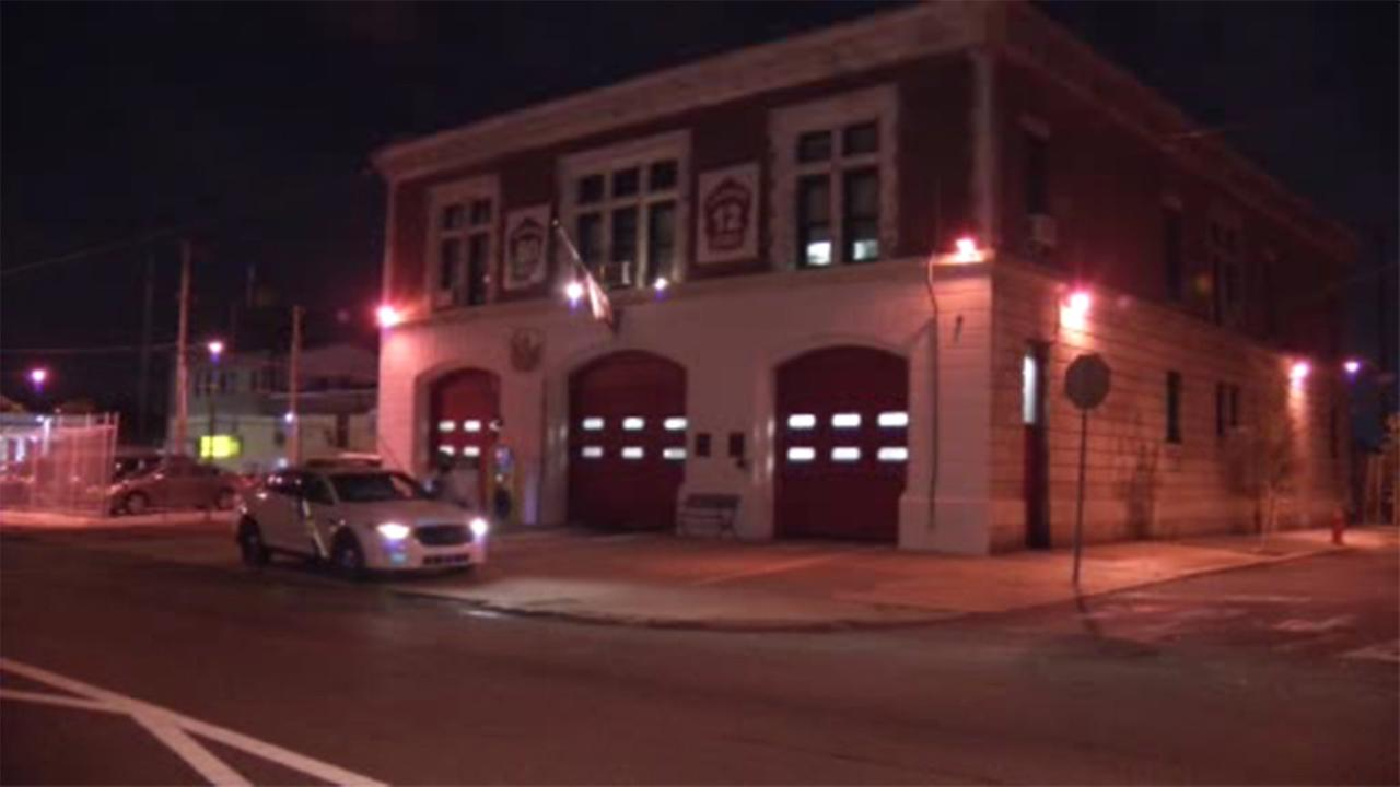 Sources tell Action News a firefighter has died after he was found unresponsive at a firehouse in North Philadelphia.