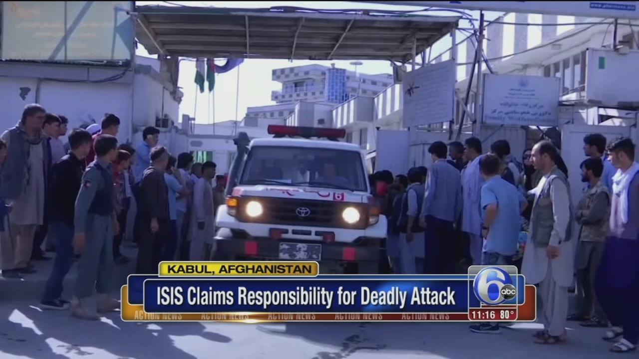 VIDEO: Kabul folo
