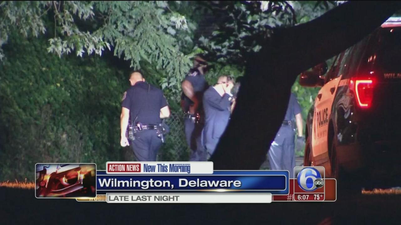 VIDEO: Shooting in Wilmington