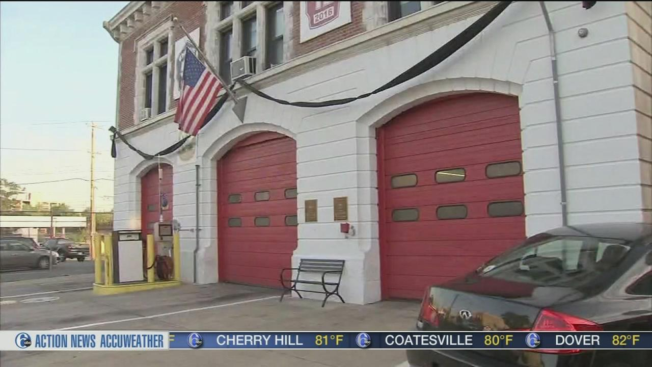 VIDEO: Philadelphia firefighter dies