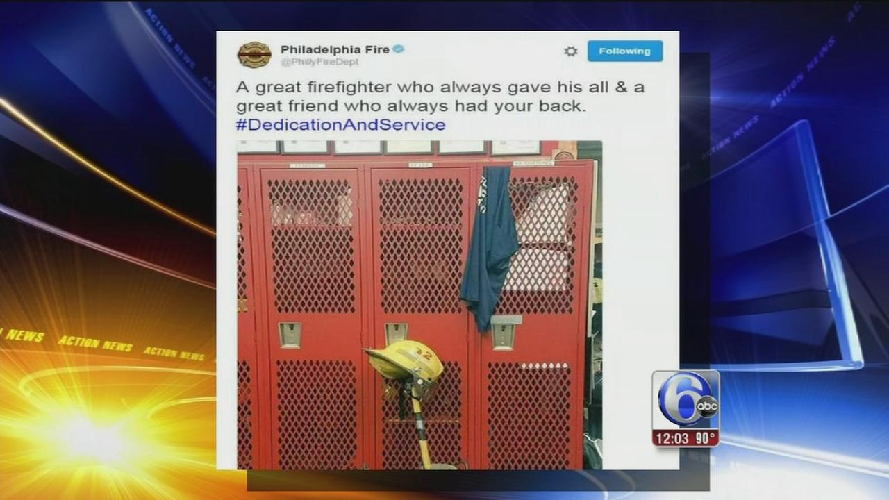 VIDEO: Death of Philadelphia firefighter under investigation