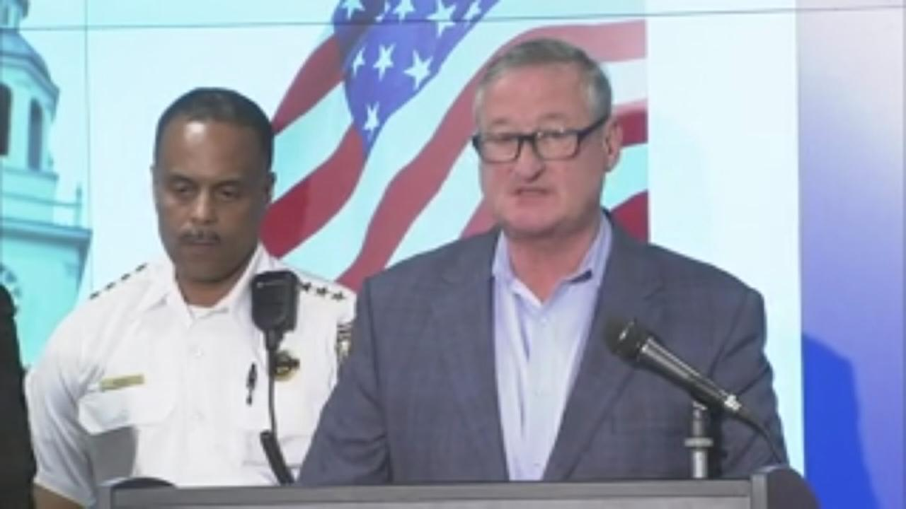 VIDEO: Mayor Kenney discusses heat issues