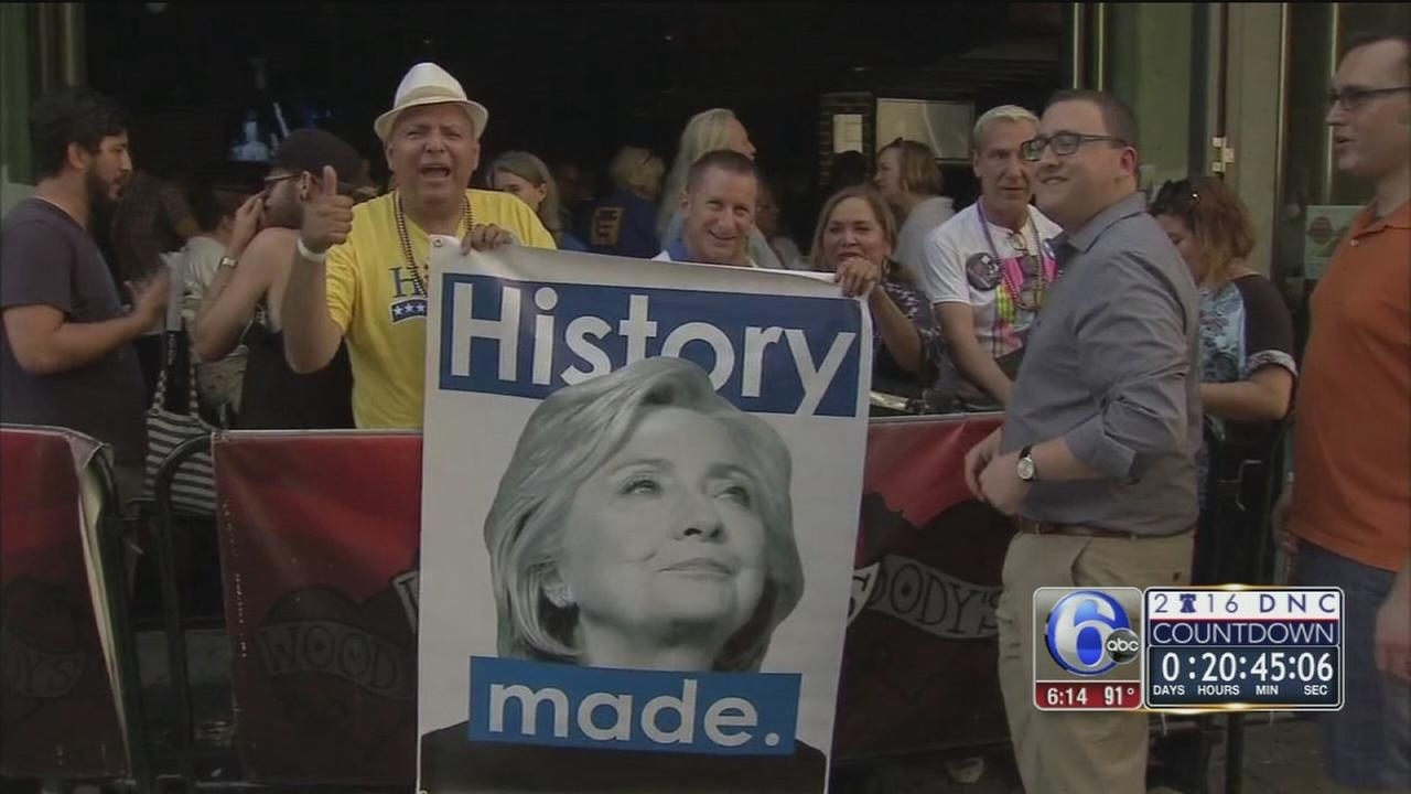 VIDEO: DNC local events