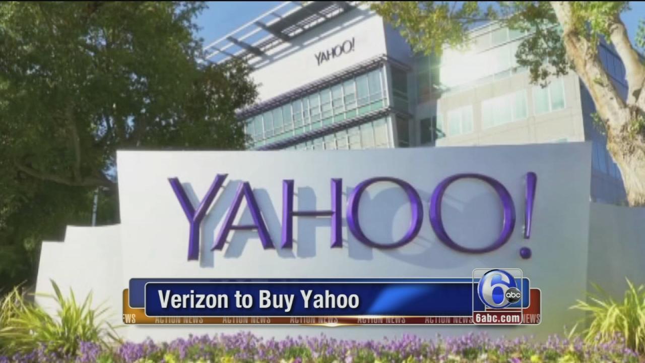 VIDEO: Verizon to buy Yahoo