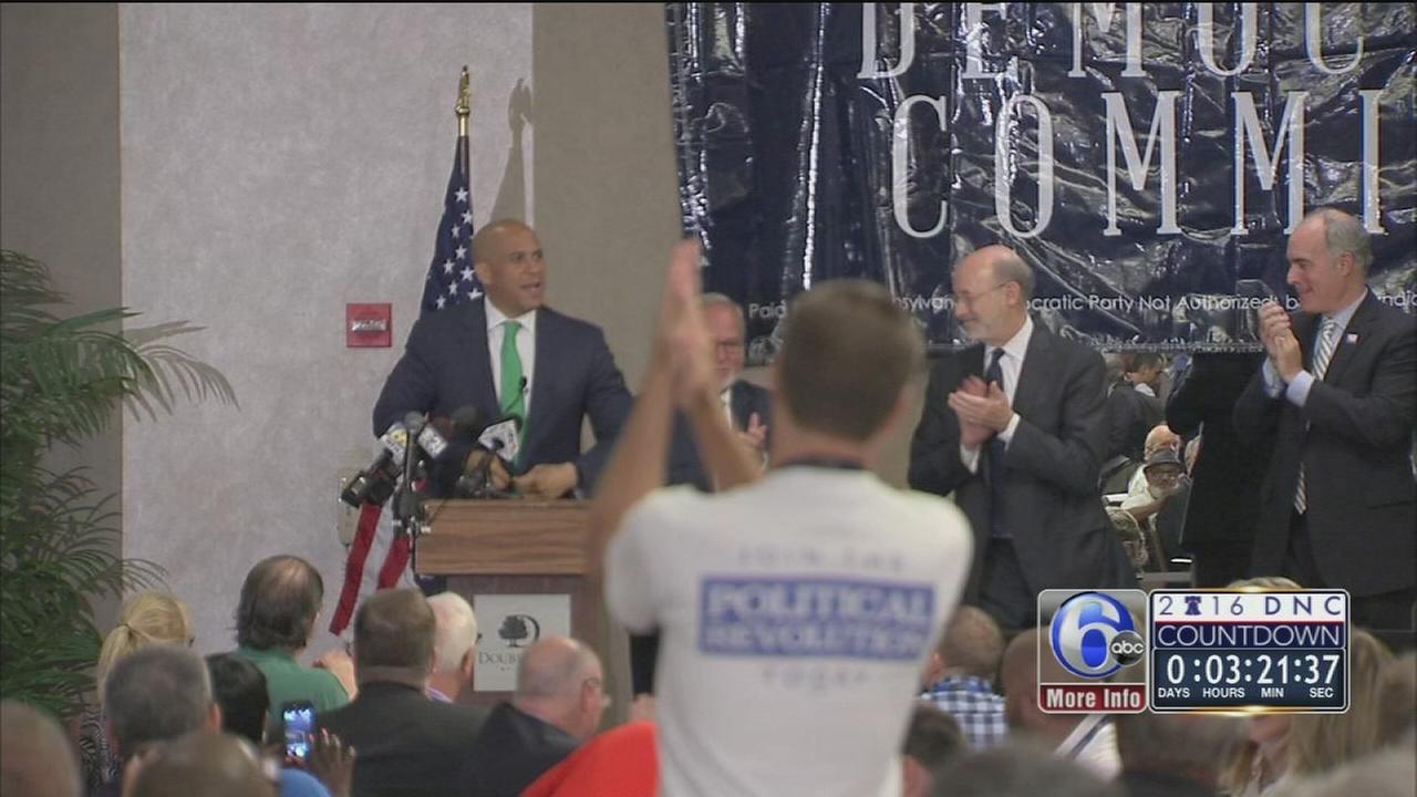 VIDEO: Local delegations get together