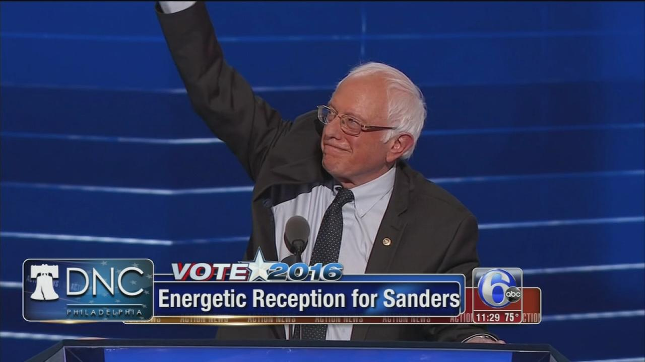 VIDEO: Bernie Sanders: Clinton must become the next president