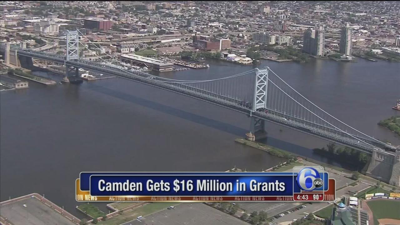 Improving the Camden Waterfront