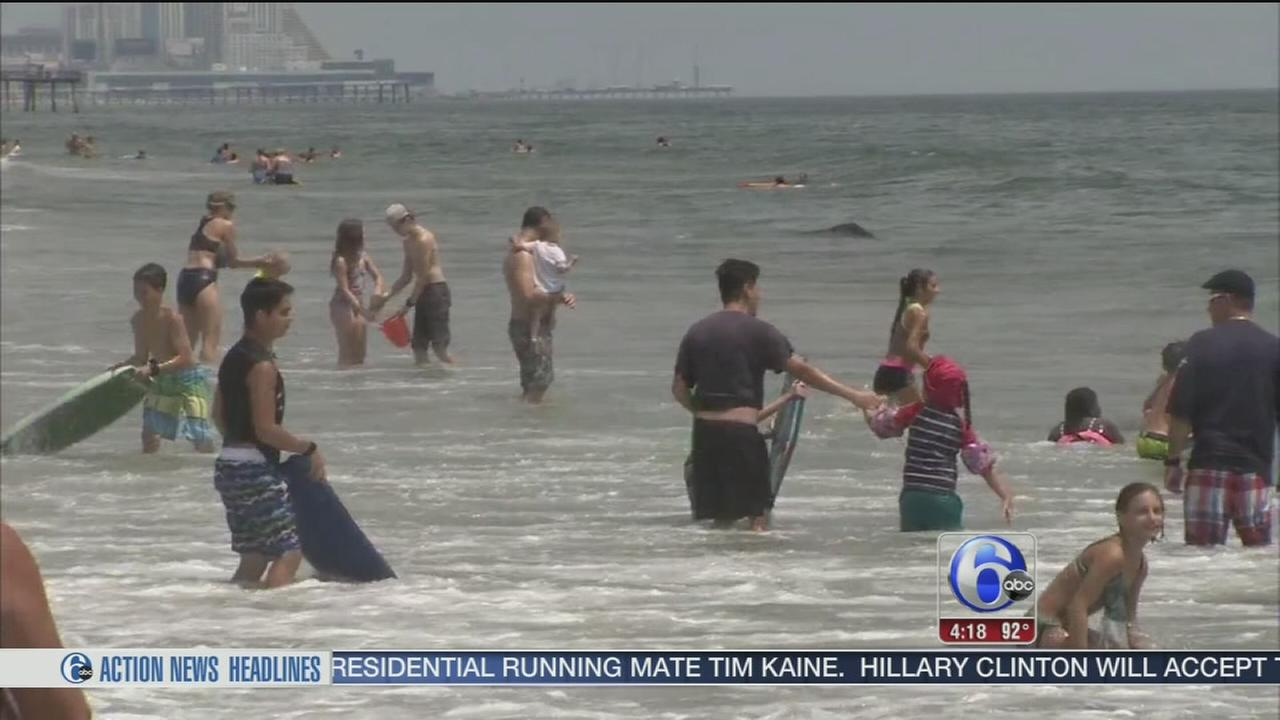 VIDEO: Jersey Shore woos DNC delegates