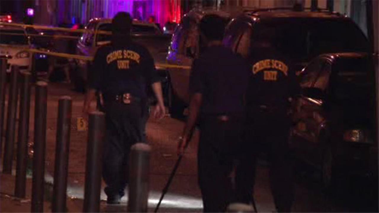 Teen dead in double shooting in North Philadelphia