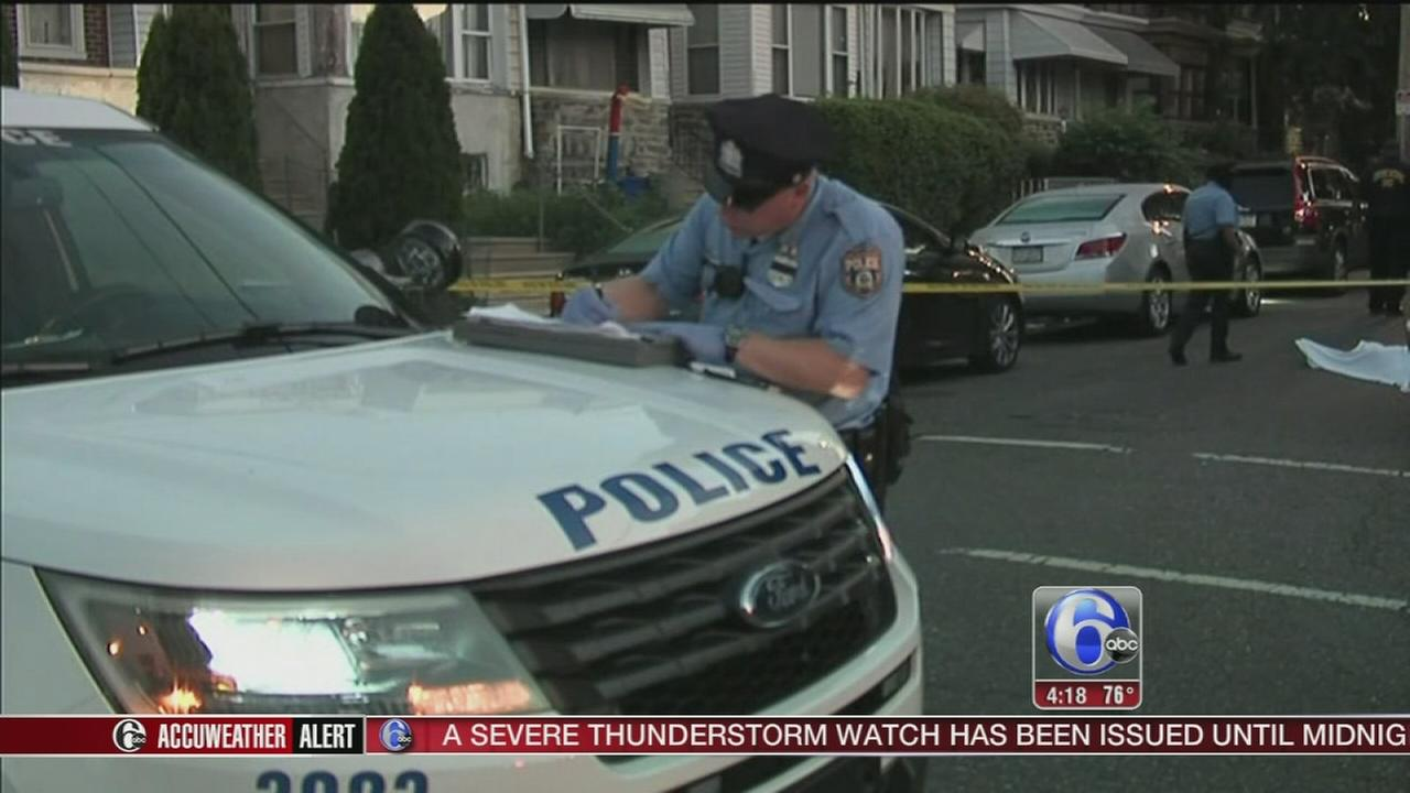 VIDEO: 3 murders in Philadelphia