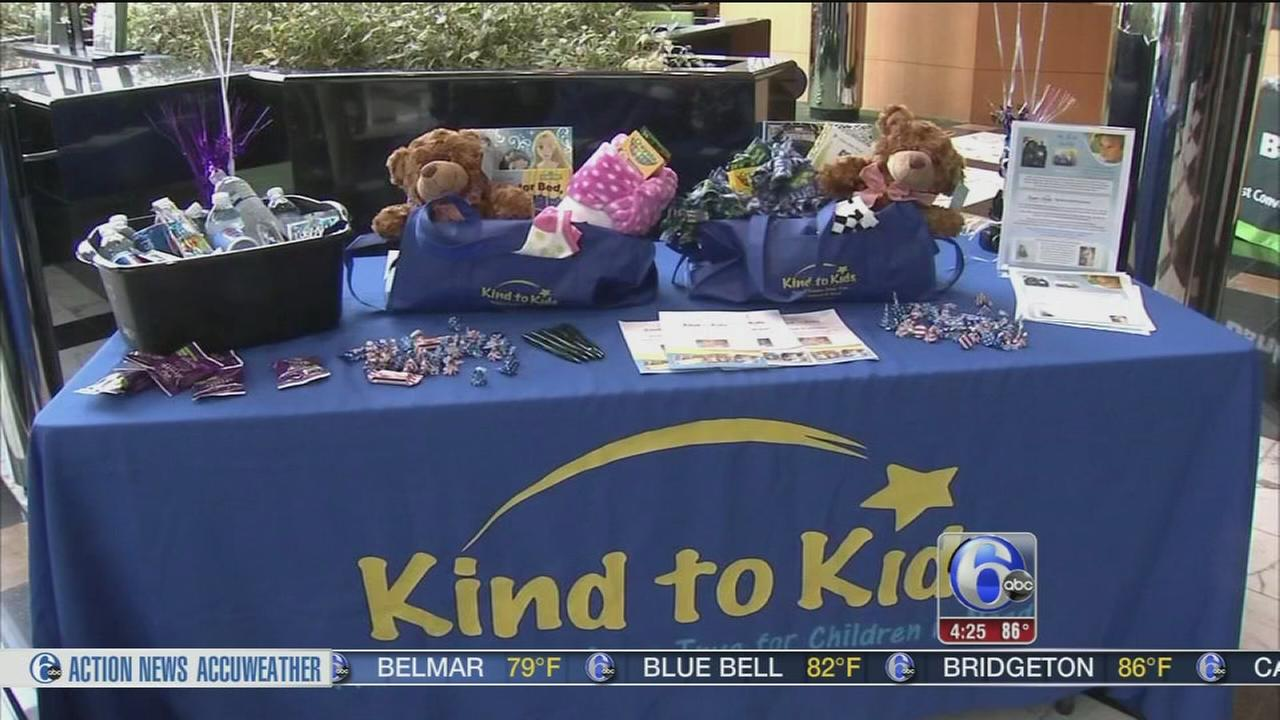 TD bank donates to Kind to Kids
