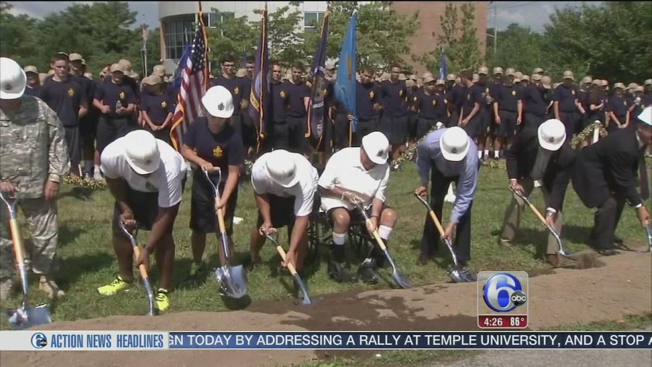 Delaware Military Academy groundbreaking
