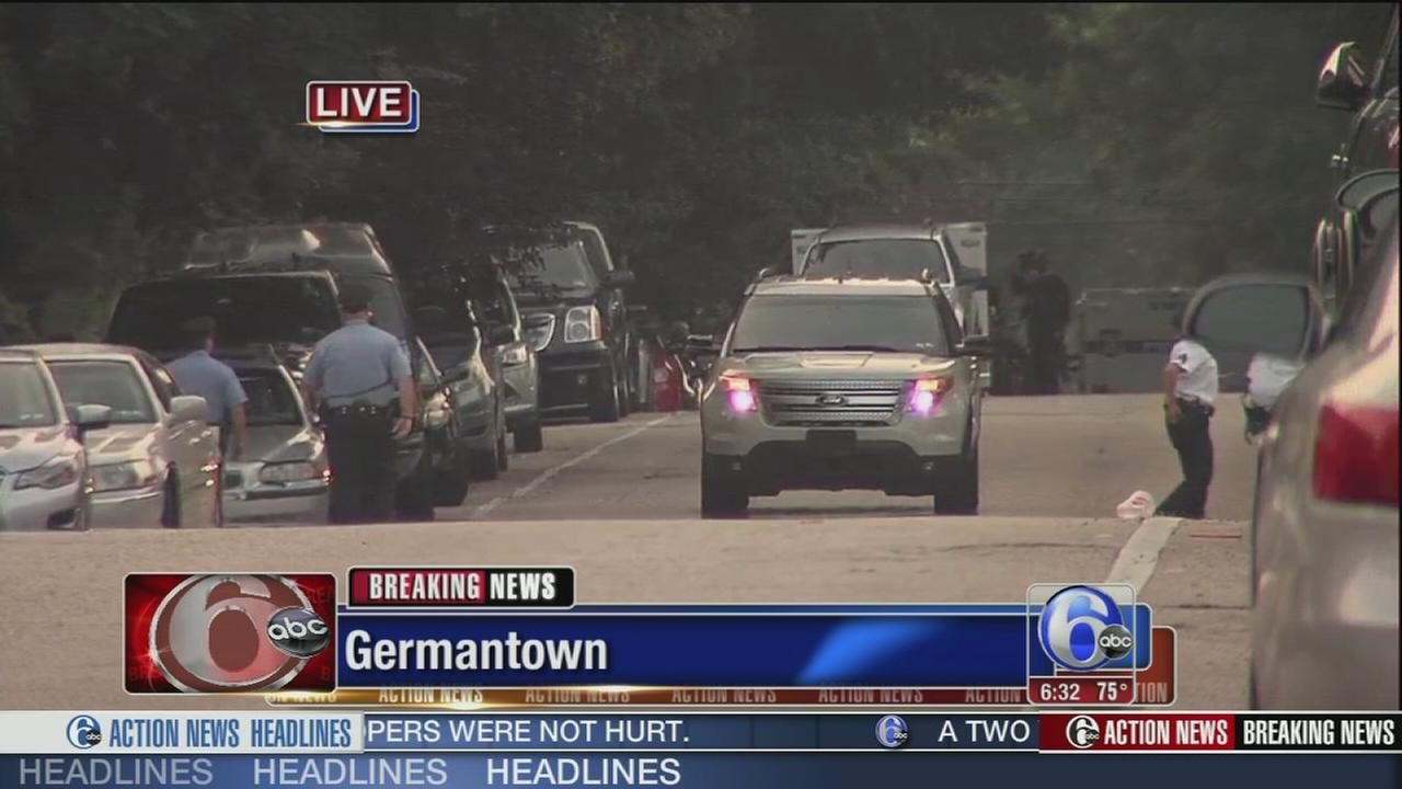VIDEO: Family hostage situation ends peacefully in Germantown