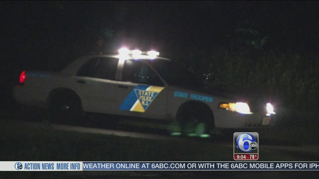 VIDEO: NJ troopers shot at responding to 911 call