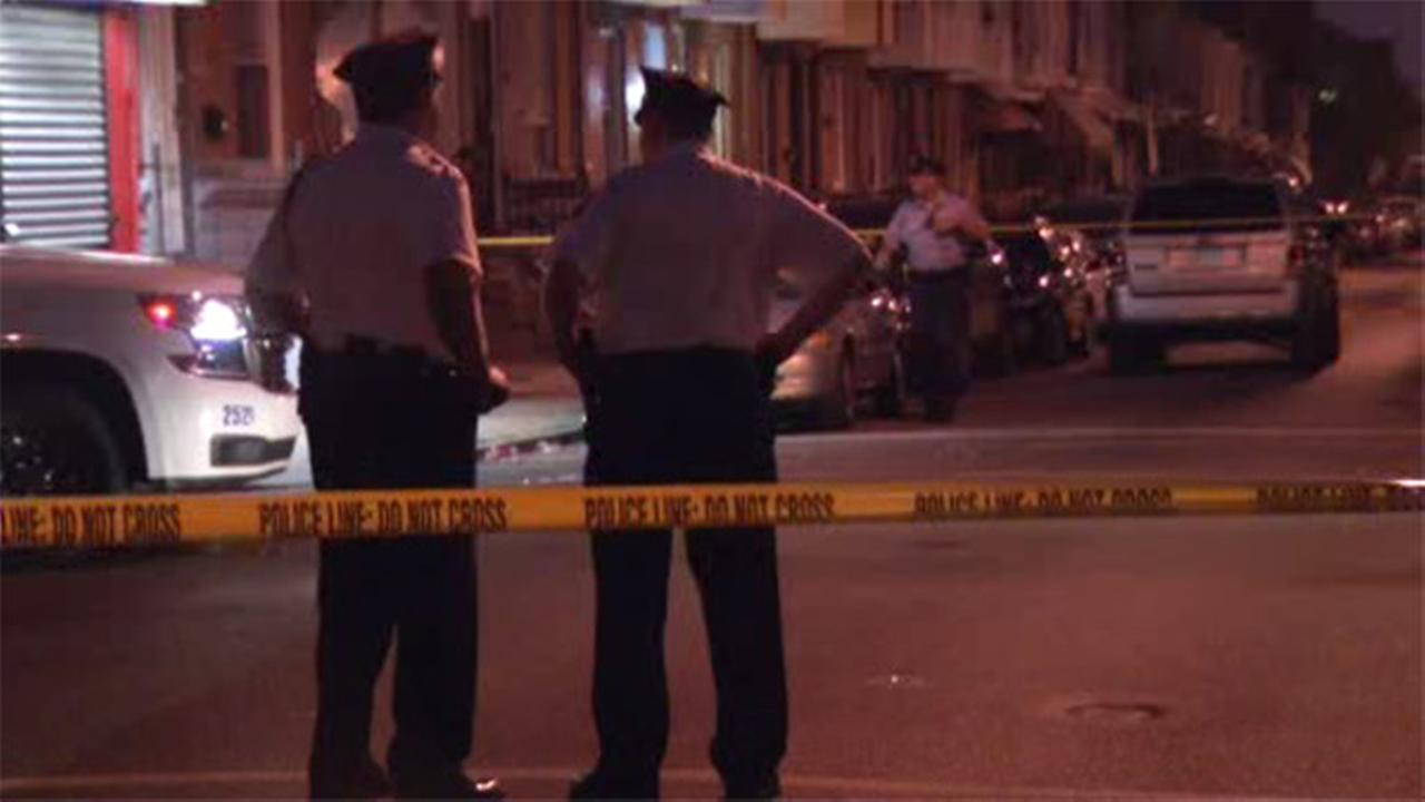Young man critically injured in Kensington shooting
